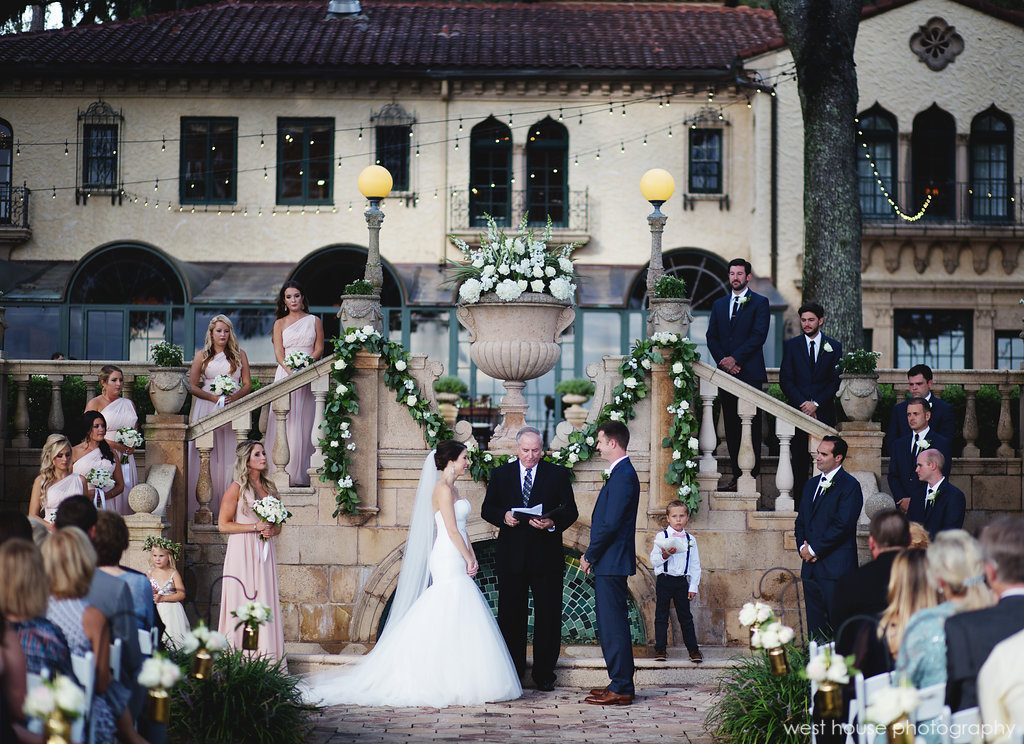Paige Jason Epping Forest Yacht Club Wedding Florist